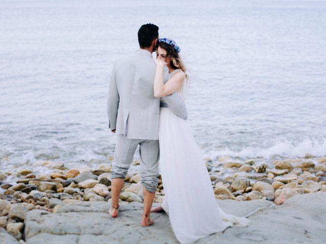 La boda de Álvaro y Paula en Xàbia/jávea, Alicante 36
