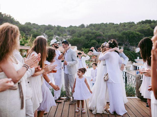 La boda de Álvaro y Paula en Xàbia/jávea, Alicante 39