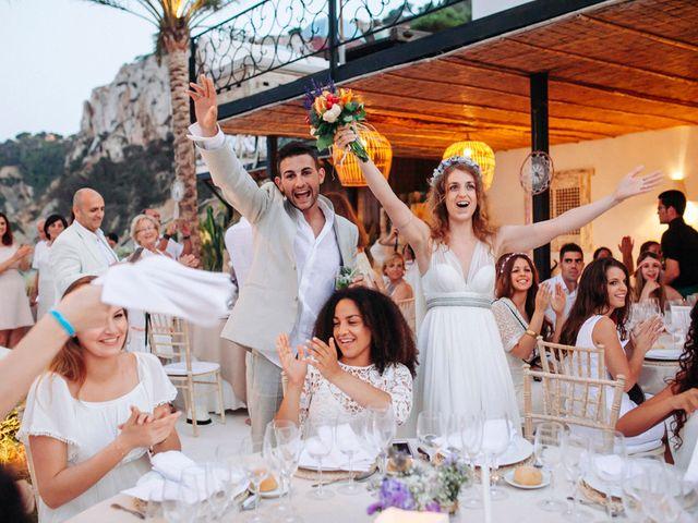 La boda de Álvaro y Paula en Xàbia/jávea, Alicante 43