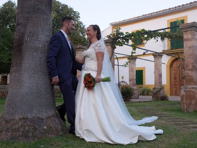 La boda de Isaac y Maria en Son Ferriol, Islas Baleares 2