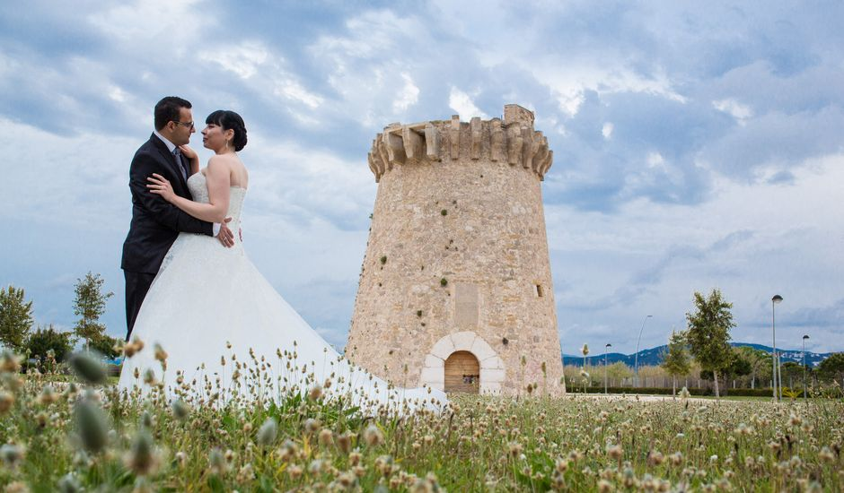 La boda de Salva y Sandra en Gandia, Valencia