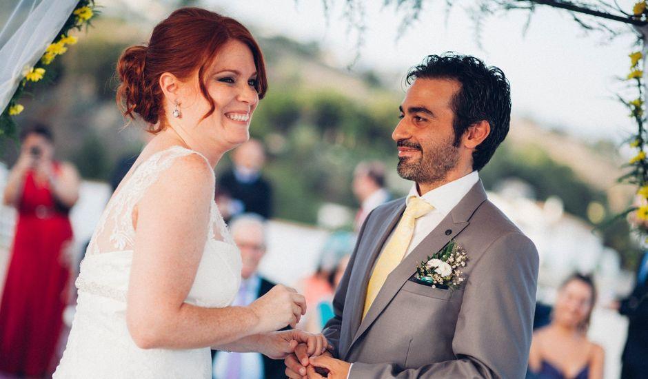 La boda de Tatiana y Miguel en Salobreña, Granada