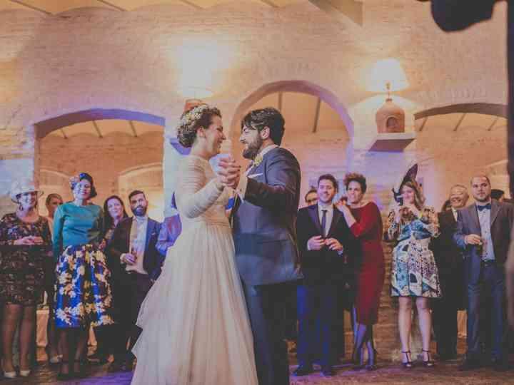 La boda de Marina y Enrique