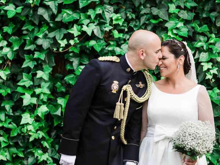 La boda de Rocío y Iván