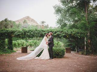 La boda de Marian y Dominik