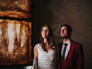 La boda de Erica y Jesús