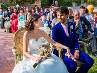 La boda de Marc y Betlem 1