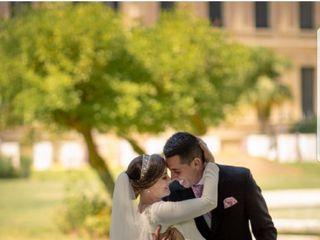 La boda de Cristina  y Alfonso  2