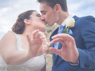 La boda de Bárbara y Fernando
