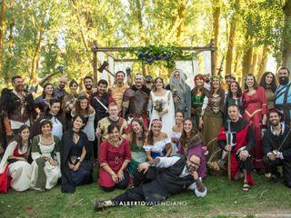 La boda de Mariluz y Juan 1