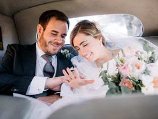 La boda de Laura y Miguel