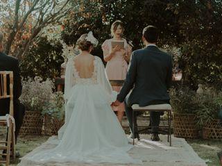 La boda de Belén  y Jack 1