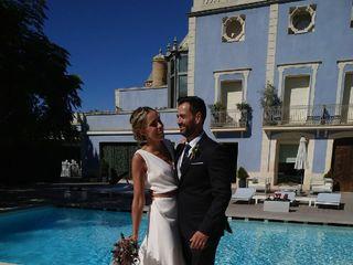 La boda de Paula y Salva 1