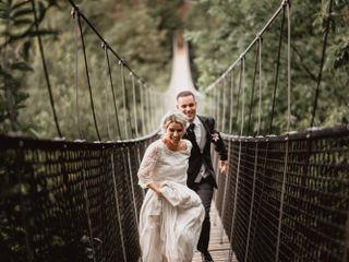 La boda de Lorena y Arkaitz