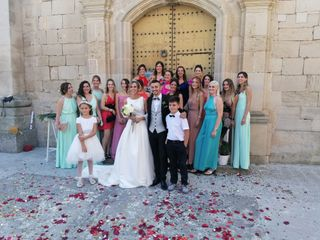 La boda de Aina y Ramón 3
