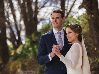 La boda de Soledad y Luismi