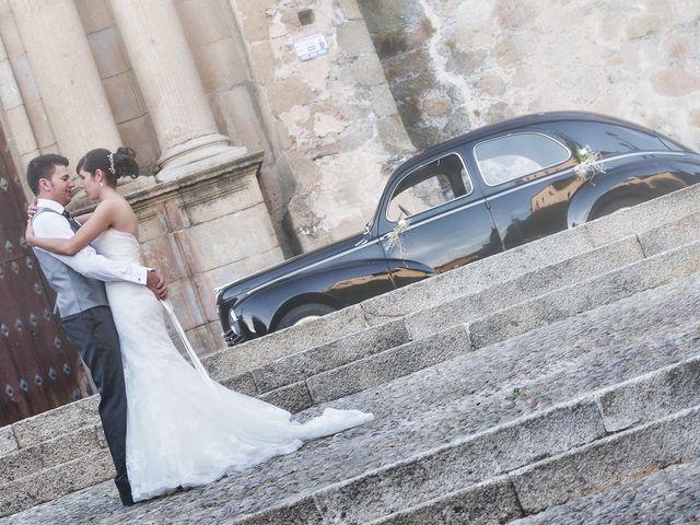 La boda de Roberto y Tamara en Plasencia, Cáceres 15