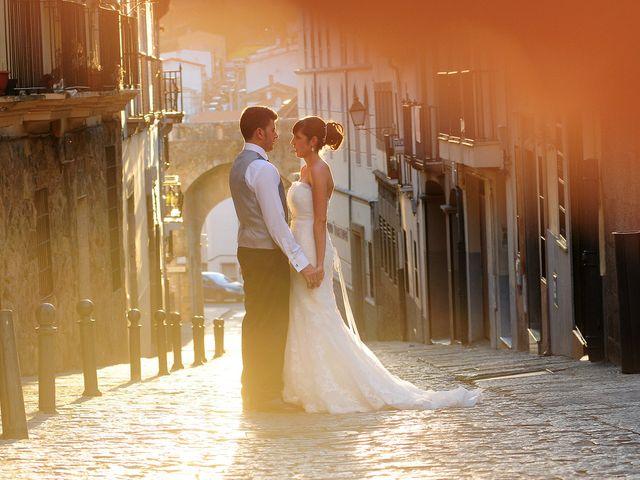 La boda de Roberto y Tamara en Plasencia, Cáceres 16