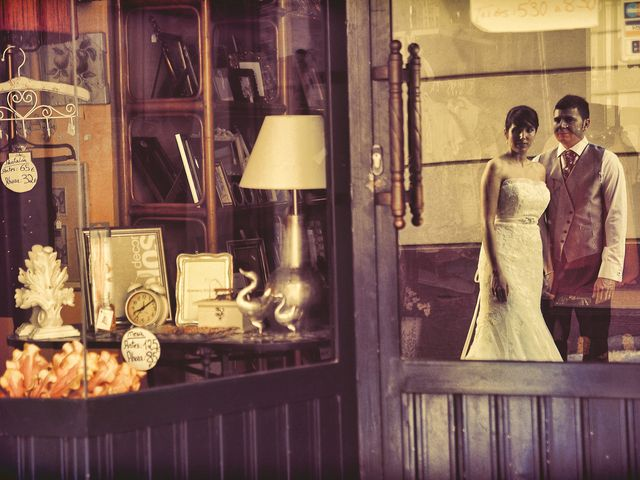 La boda de Roberto y Tamara en Plasencia, Cáceres 17