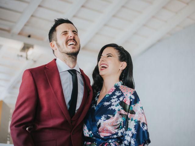 La boda de Jesús y Erica en Segovia, Segovia 8