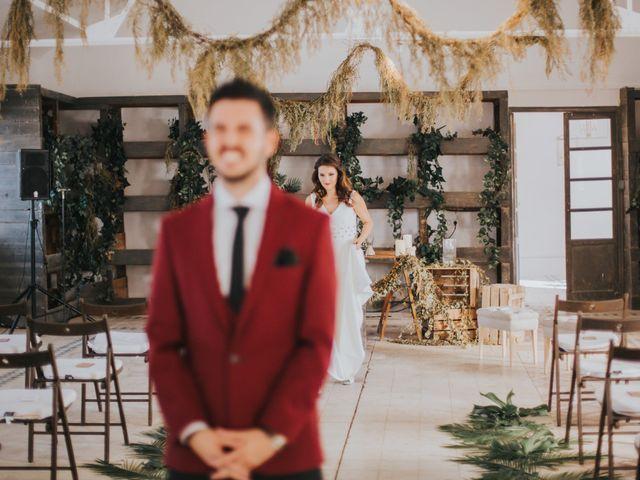 La boda de Jesús y Erica en Segovia, Segovia 36