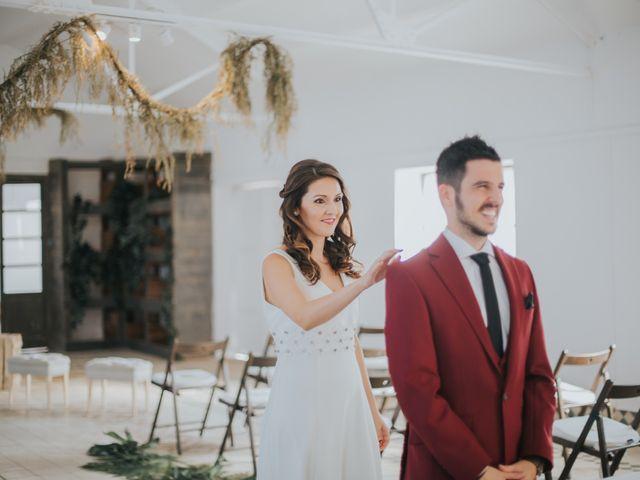 La boda de Jesús y Erica en Segovia, Segovia 37