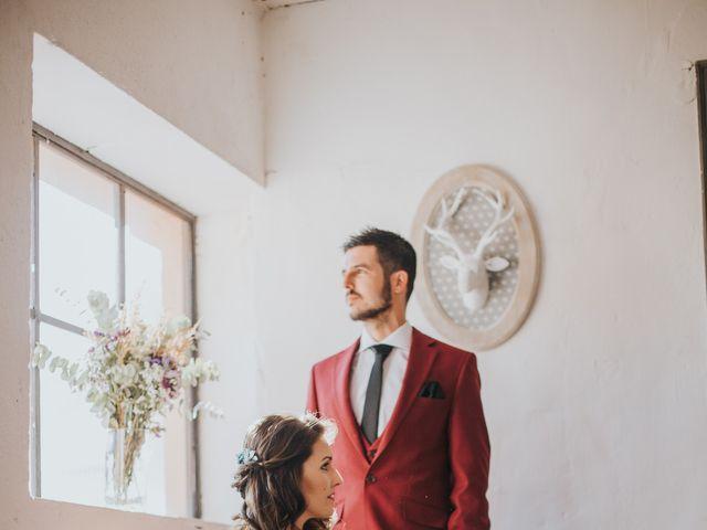 La boda de Jesús y Erica en Segovia, Segovia 42