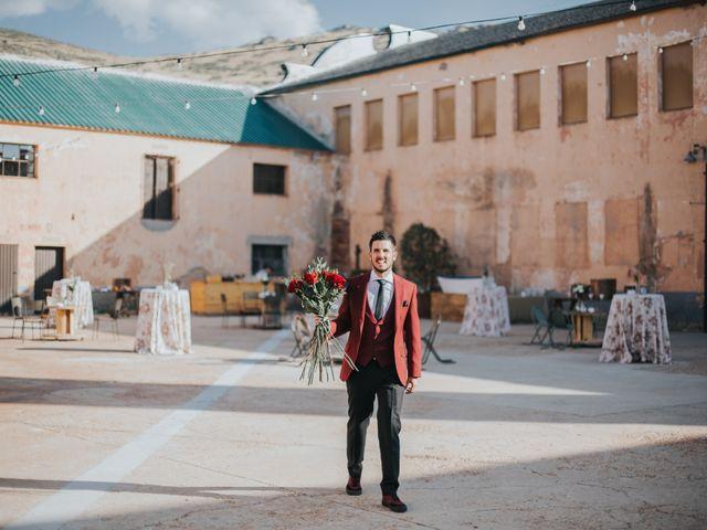 La boda de Jesús y Erica en Segovia, Segovia 43