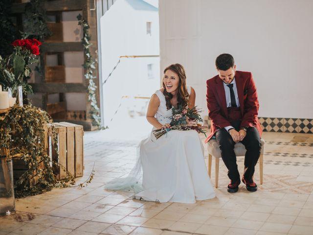 La boda de Jesús y Erica en Segovia, Segovia 59