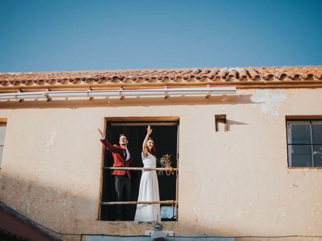 La boda de Jesús y Erica en Segovia, Segovia 61