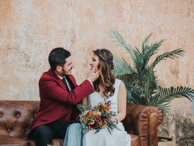 La boda de Jesús y Erica en Segovia, Segovia 68