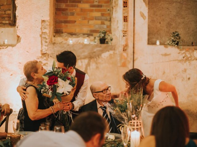 La boda de Jesús y Erica en Segovia, Segovia 87