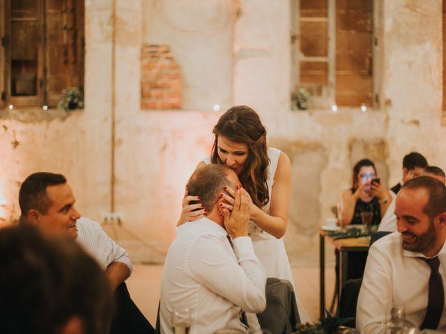 La boda de Jesús y Erica en Segovia, Segovia 89