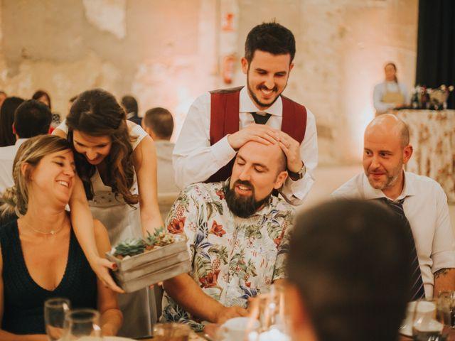 La boda de Jesús y Erica en Segovia, Segovia 90