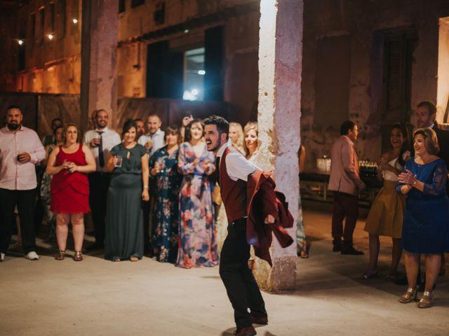 La boda de Jesús y Erica en Segovia, Segovia 94
