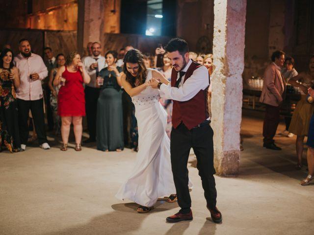 La boda de Jesús y Erica en Segovia, Segovia 95