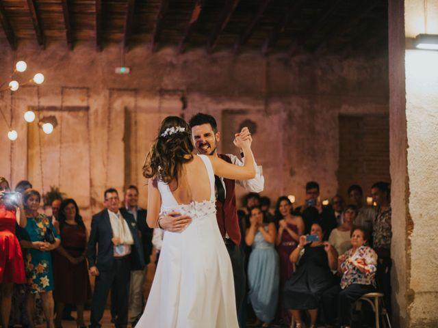La boda de Jesús y Erica en Segovia, Segovia 100