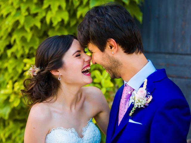La boda de Betlem y Marc en Banyeres Del Penedes, Tarragona 1