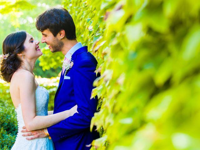 La boda de Marc y Betlem