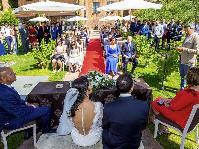 La boda de Arkaitz y Rafaela en Laguardia, Álava 4