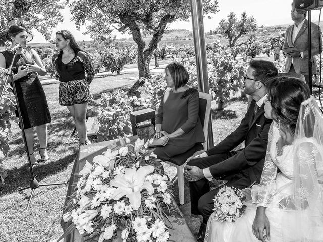 La boda de Arkaitz y Rafaela en Laguardia, Álava 5
