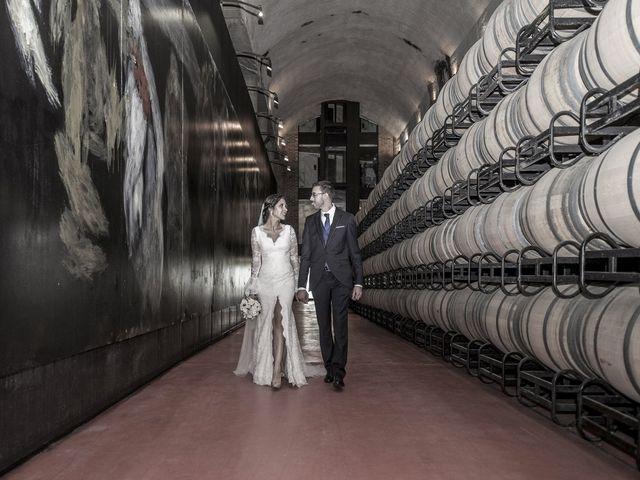 La boda de Arkaitz y Rafaela en Laguardia, Álava 8