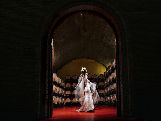 La boda de Arkaitz y Rafaela en Laguardia, Álava 9