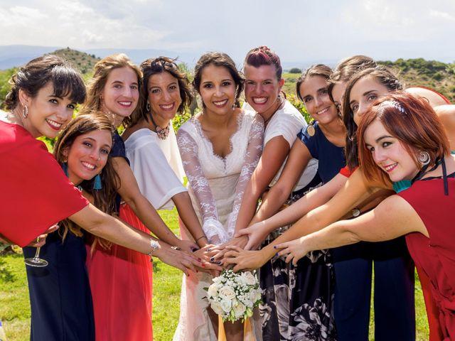 La boda de Arkaitz y Rafaela en Laguardia, Álava 13