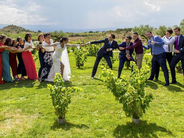 La boda de Arkaitz y Rafaela en Laguardia, Álava 14
