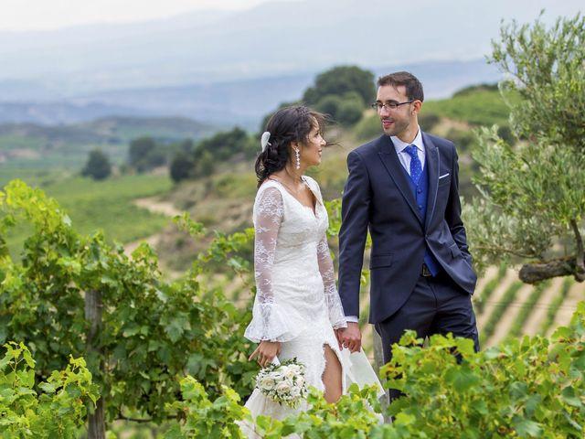 La boda de Rafaela y Arkaitz