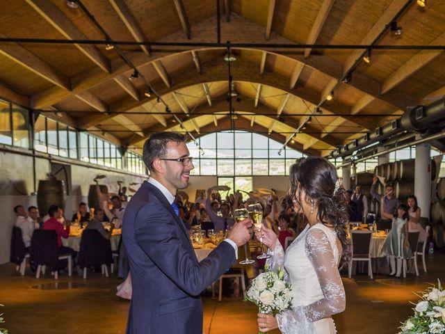 La boda de Arkaitz y Rafaela en Laguardia, Álava 16