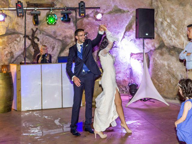 La boda de Arkaitz y Rafaela en Laguardia, Álava 18