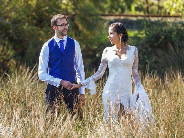 La boda de Arkaitz y Rafaela en Laguardia, Álava 21