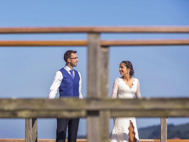 La boda de Arkaitz y Rafaela en Laguardia, Álava 22